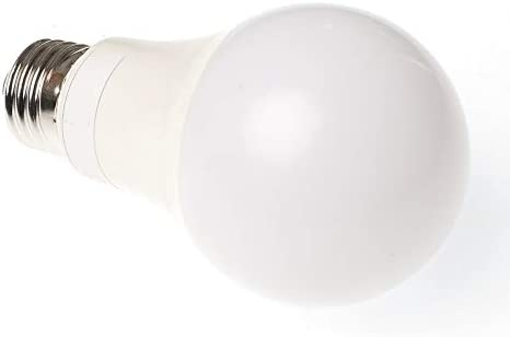 Avalon A19 10 Watt (75 Watt replacement) 800 Lumen LED Light Bulb, Warm White 3000K, 120 Degree Light Beam Spread, Dimmable
