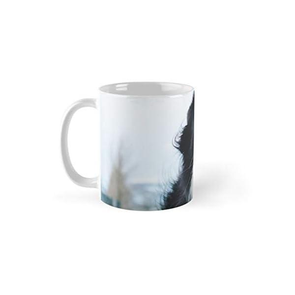 Teddy, Border Collie Mug(One Size) 2
