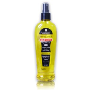 Chamberlain Golden Touch Lotion, 8.5 oz Sprayer
