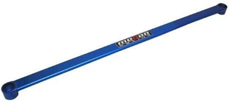 Blue Megan Racing MR-SB-HC06FL-B Strut Bar Front Lower