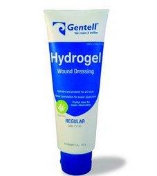 Gentell Hydrogel Wound Dressing - GTL11140 - Aloe Vera Hydrogel Wound Dressing 4 oz. Tube