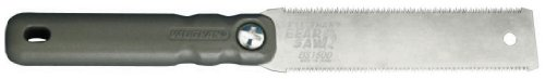 Vaughan 569-56 BS150D Bear Hand Saw with Fine/Extra Fine Blade, 5-1/2-Inch