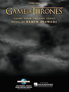 Hal Leonard Game of Thrones (Theme from The HBO Series) (Piano Solo Sheet Music)