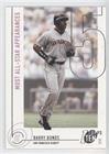 (Barry Bonds (Baseball Card) 2002 Topps Ten - [Base] #116 )