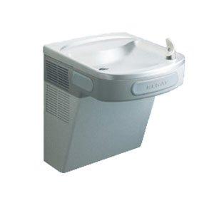 Elkay EZS8 Single Basin Refrigerated Wall Mount Water Cooler, Stainless Steel by Elkay