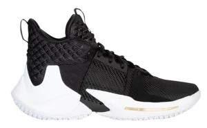 [ナイキ] ジョーダン メンズ Air Jordan Why Not Zer0.2 Black White バッシュ ホワイノット Black/White [並行輸入品] B07P14JN4R  28.5 cm