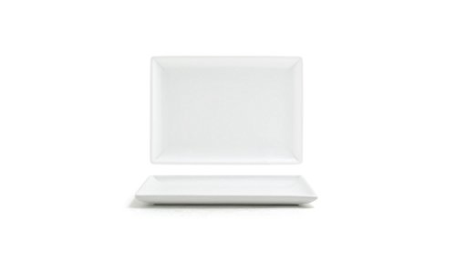 """Front of the House DAP080WHP23 FOH, Mod Plate, 0.5"""" Height, 7"""" Width, 5"""" Length, Bright White (Pack of 12)"""