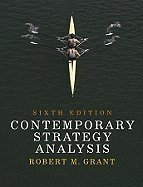 Read Online Contemporary Strategy Analysis-Text Only 6TH EDITION pdf