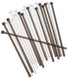 Price comparison product image Bonny Bar Stir Sticks 1CT (Pack of 9)