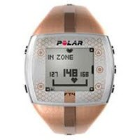 8620022 Heart Rate Monitor FT4F Female Silver/Black sold ind