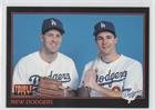 Todd Reed (Todd Worrell; Tim Wallach; Jody Reed (Baseball Card) 1993 Triple Play - [Base] #253)