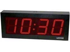 Valcom VIP-D425 IP PoE 4 Digit DigitalClock, 2.5-Inch