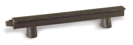 Fireplace Log Starter (Cast Iron Gas Log Lighter - 14 Inch - for Natural Gas Only)