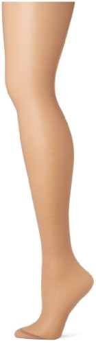 Berkshire Women's Plus-Size Maternity Light Support Pantyhose 5700, Natural Tan, D
