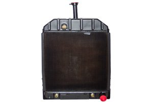 Ford New Holland Tractor Models 455 550 555 555A 555B 655 655A Radiator OE E0NN8005FA15L F2NN8005FA15L 83925458