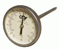 High Quality, Highly Accurate Hatching Thermometer / Hygrometer