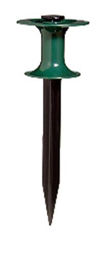 Amazoncom Suncast Resin Garden Hose Guide Spike GreenBlack