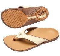 06 Caramel (Spenco Medical Corp 39-328-06 Sandals Yumi Caramel/Coffee Women 6 1/Pr)