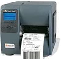 Datamax I12-00-48400C07 I-4212E Mark II Barcode Printer, Internal Rewinder, LAN and W-LAN, Media Hub, US Plug, 4 Thermal Transfer, 203 DPI/12 IPS, SER/PAR/USB