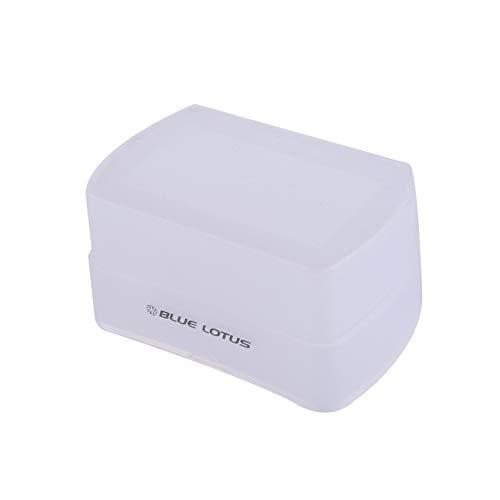 BLUELOTUS White Flash Bounce Diffuser Forcanon 580Ex 580Exii Yongnuo Yn 560, 565, Yn560 I Ii Ii & Yn565Ex Godox V860C Flash Speedlight Abl-277
