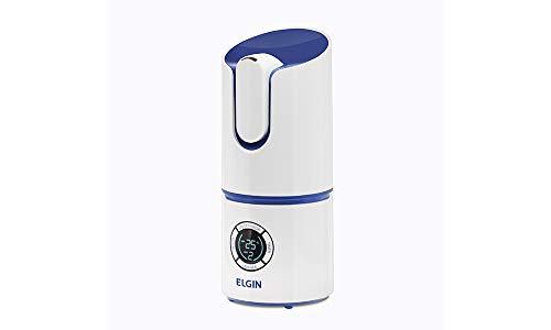 Umidificador Digital Inteligente Udz Elgin Branco e azul