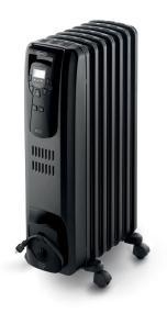 DeLonghi Electronic Radiant Heater