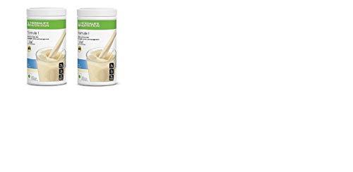 HERBALIFE NUTRITION Formula 1 Nutritional Shake Mix (Kulfi) – Pack of 2