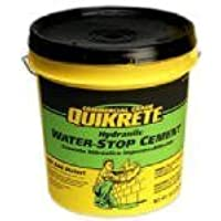 Quikrete 1126-20 Hydraulic Water-Stop Cement by Quikrete