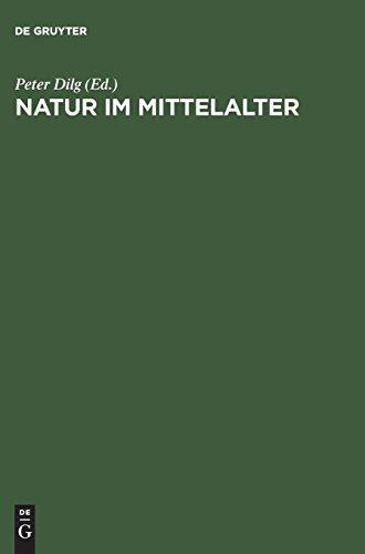 Natur im Mittelalter  (Tapa Dura)