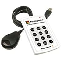 Turning Point Teacher Classroom RCIR-02 Clicker IR ResponseCard System- Set of 32 Clickers