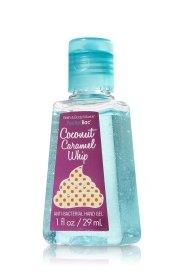 Bath and Body Works Pocketbac Coconut Caramel Whip Antibacterial