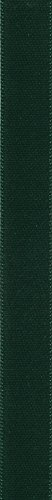 """Berwick Offray 069257 5/8"""" Wide Single Face Satin Ribbon, Forest Green, 6 Yds"""