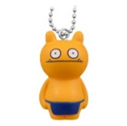 Ugly Doll Yawaraka (Soft) Mascot Keychain - Wage