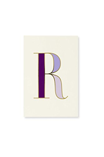 Kate Spade New York Initial Notepad (R)