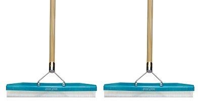Grandi Groom Carpet Rake, 18-Inch Head,...