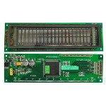 Newhaven Display M0220MD-202MDAR1-1 Vacuum Fluorescent (Vacuum Fluorescent Display)