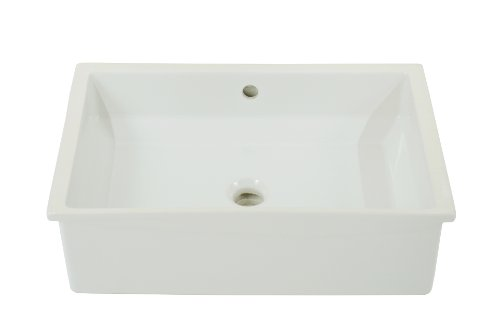 Fireclay Lavatory Console - 7