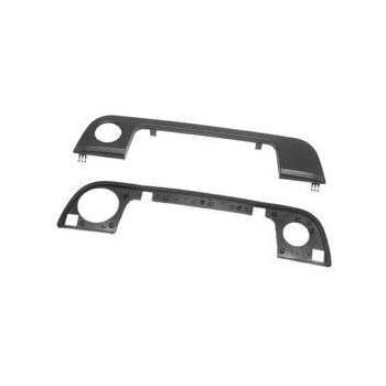 Genuine BMW E34 E36 Coupe Outside Door Handle Cover With Seal OEM 51218122442