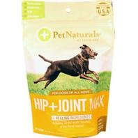 Pet Naturals of Vermont Hip/Joint Pro Supplement for Dogs, 60, Duck flavor (Single Pack)