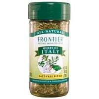 Frontier Herb Organic Whole Italian Seasoning Blend, 16 Ounce - 3 per case by Frontier