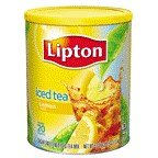 Lipton Ice Tea Mix Natural Lemon Flavor (418640) 53 oz (Pack of 6)