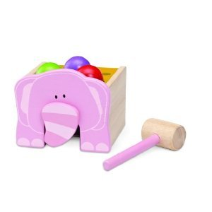 Wonderworld Elephant Pounding Ball