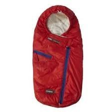 7 AM Enfant Papoose Footmuff-Red(Medium/Large 18mo-3T))