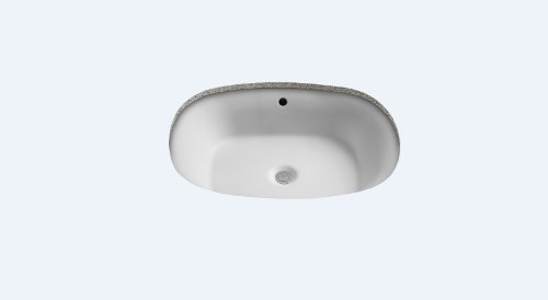 (Toto LT481G#01 Maris Undercounter Lavatory Sink with SanaGloss, Cotton)