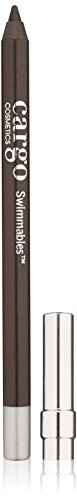 - Cargo Cosmetics - Swimmables eyeliner pencil, Longwear, Water Resistant, Smudge-Proof, Pebble Beach