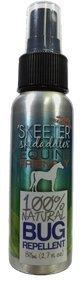 Skeeter Skidaddler Equine Friendly 100% Natural Bug Repellent