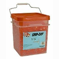 Grip-Rite GCB1 1-Inch Round Plastic Cap, 3,000 Count - Plasti Cap