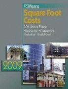 RSMeans Square Foot Costs 2009