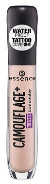 Essence Camouflage + Matt Concealer Light Ivory, pack of 1 by Essence Camouflage