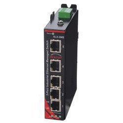 (Red Lion Controls/N-Tron SLX-5MS-1 5 Port Managed Industrial Ethernet Switch, Sixnet SL5 p MNG allCU Wide Temp)